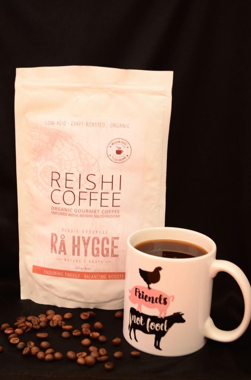 Cafea Reishi